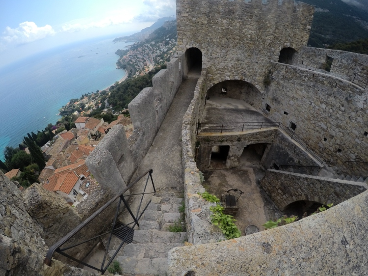 Roquebrune Cap-Martin la citadelle