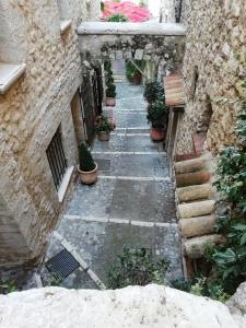Magnifique ancienne ruelle à Saint Paul de Vence