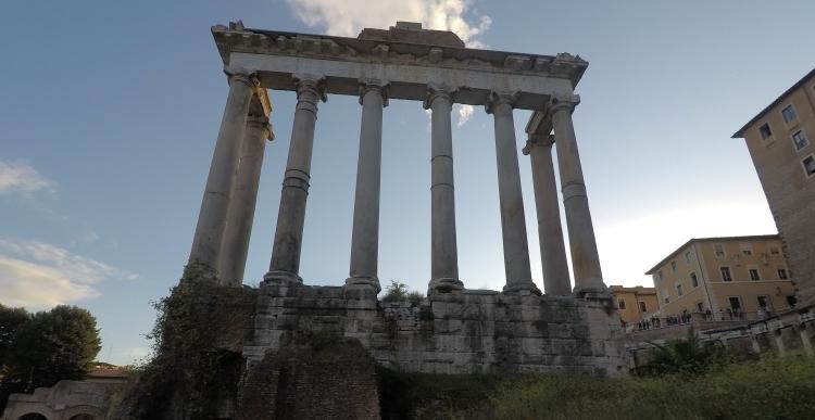 Le Senat Romain
