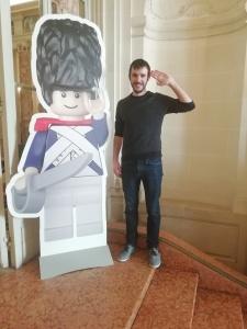 Expo Lego avec Aurelien